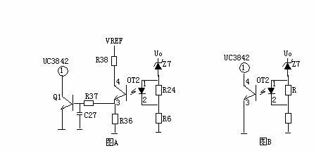 可控硅的控制端触发电压通过r对地泄放,可控硅恢复断开状态