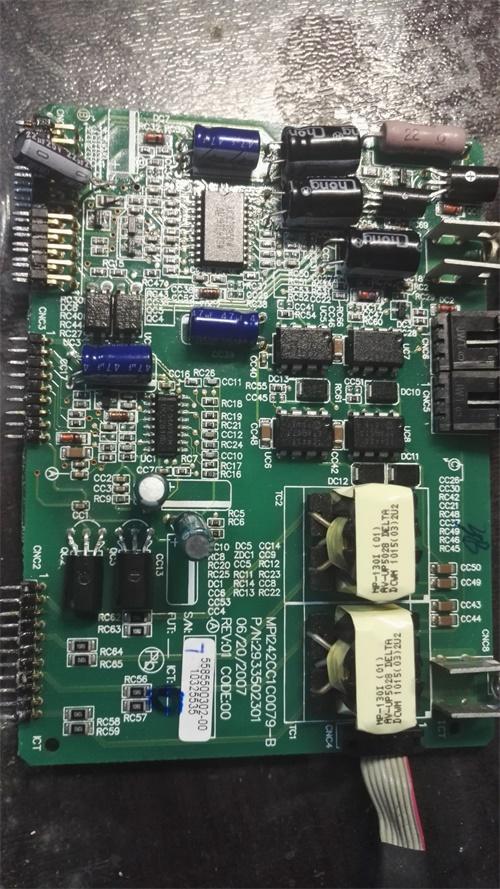 充电机驱动板-工业电源维修-宜昌华菱科技 专业变频器